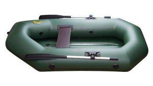 Лодка ПВХ Инзер 1,5(350)НД надувная гребная