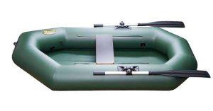 Лодка ПВХ Инзер 1(270)в надувная гребная